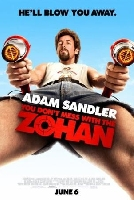 You Don't Mess with the Zohan - อย่าแหย่โซฮาน