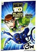 Ben10 Alien Force 2