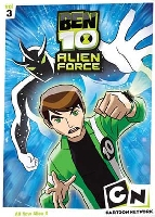 Ben10 Alien Force 3