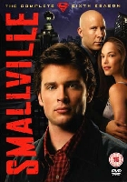 Smallville Season 6 (DVD 2 ภาษา)