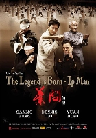 Ip man 3 : The legend is born