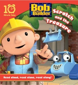 Bob the Builder Scratch s hidden Treasure