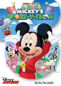 Mickey Mouse Clubhouse : Mickeys Sport-Y-Thon