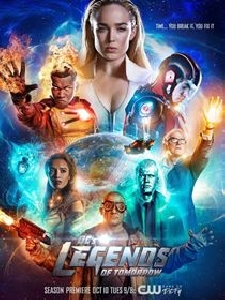 DC s Legends of Tomorrow  Season 3